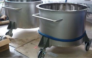 移動式タンク製造